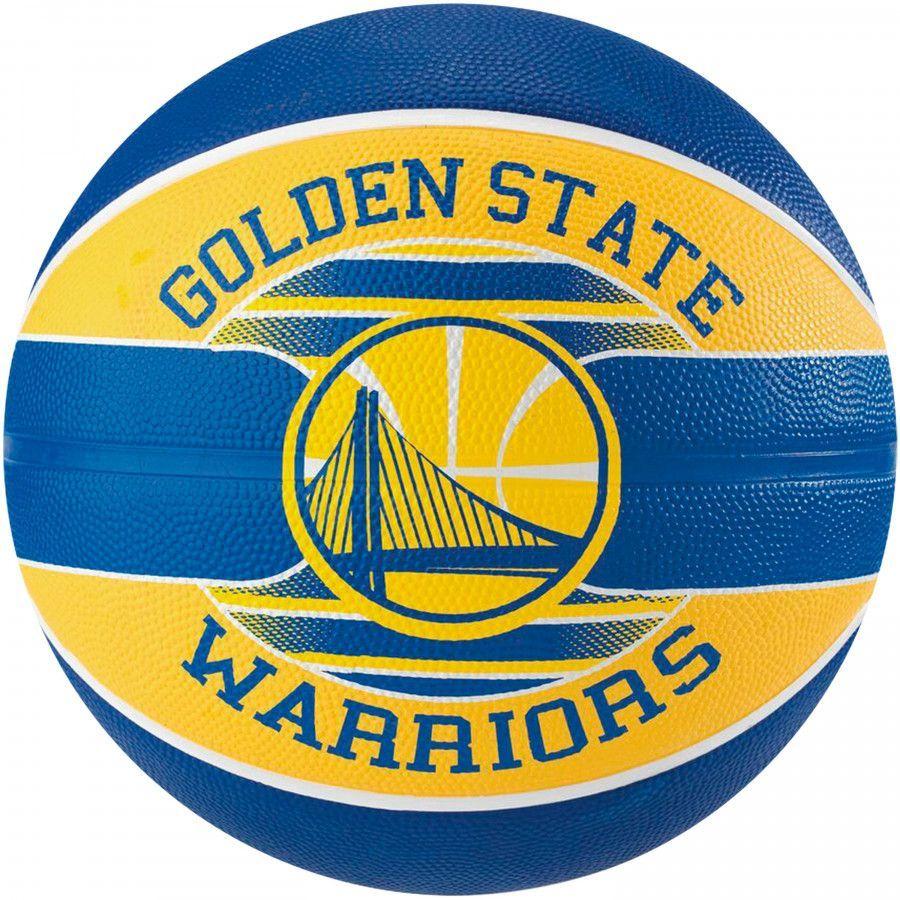 4a132b733112b Bola de Basquete NBA Golden State Warriors Team - Spalding - ESTAÇÃO DO  ESPORTE ...