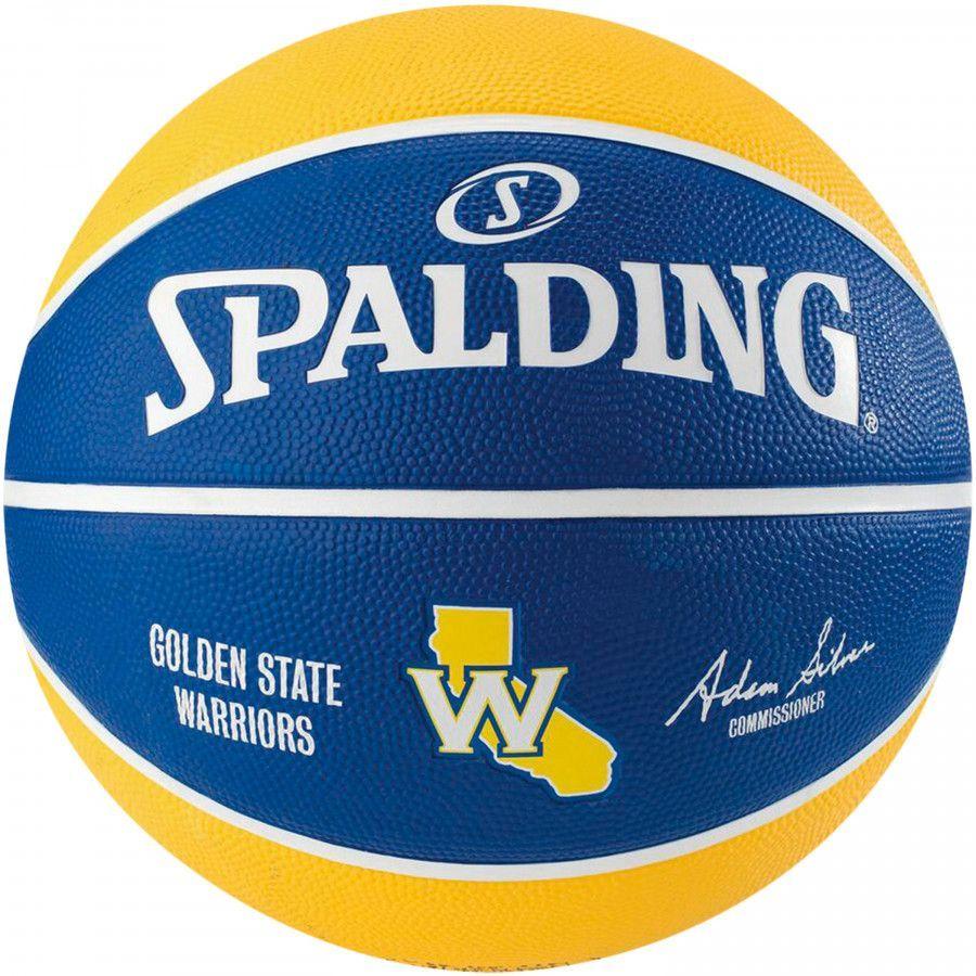 Bola de Basquete NBA Golden State Warriors Team - Spalding