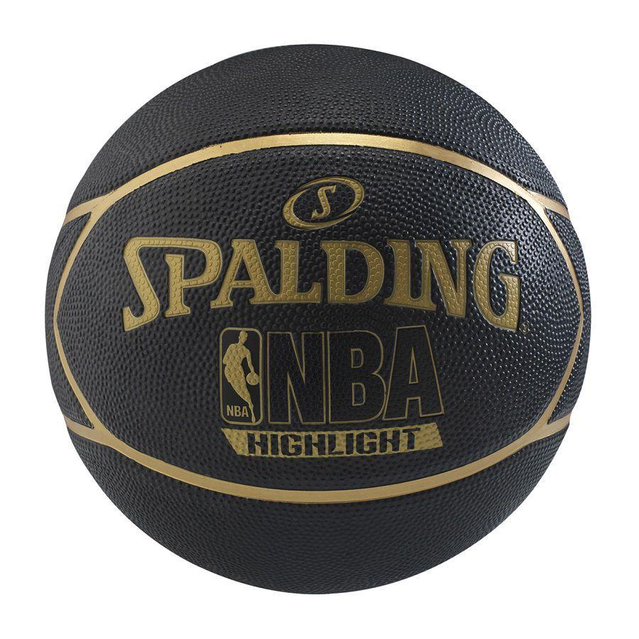 Bola Basquete NBA Highlight Gold - Spalding