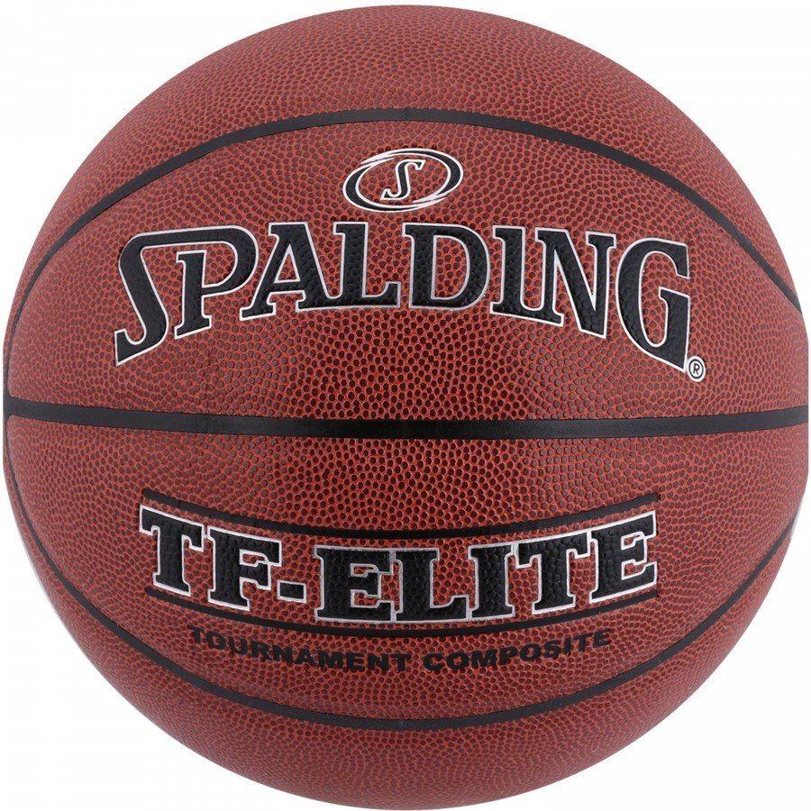 Bola De Basquete Spalding Tf Elite Tamanho 7