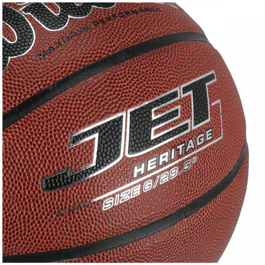 Bola de Basquete Wilson Jet Heritage Couro 6
