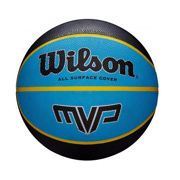 Bola de Basquete Wilson MVP All Surface Cover (Azul)
