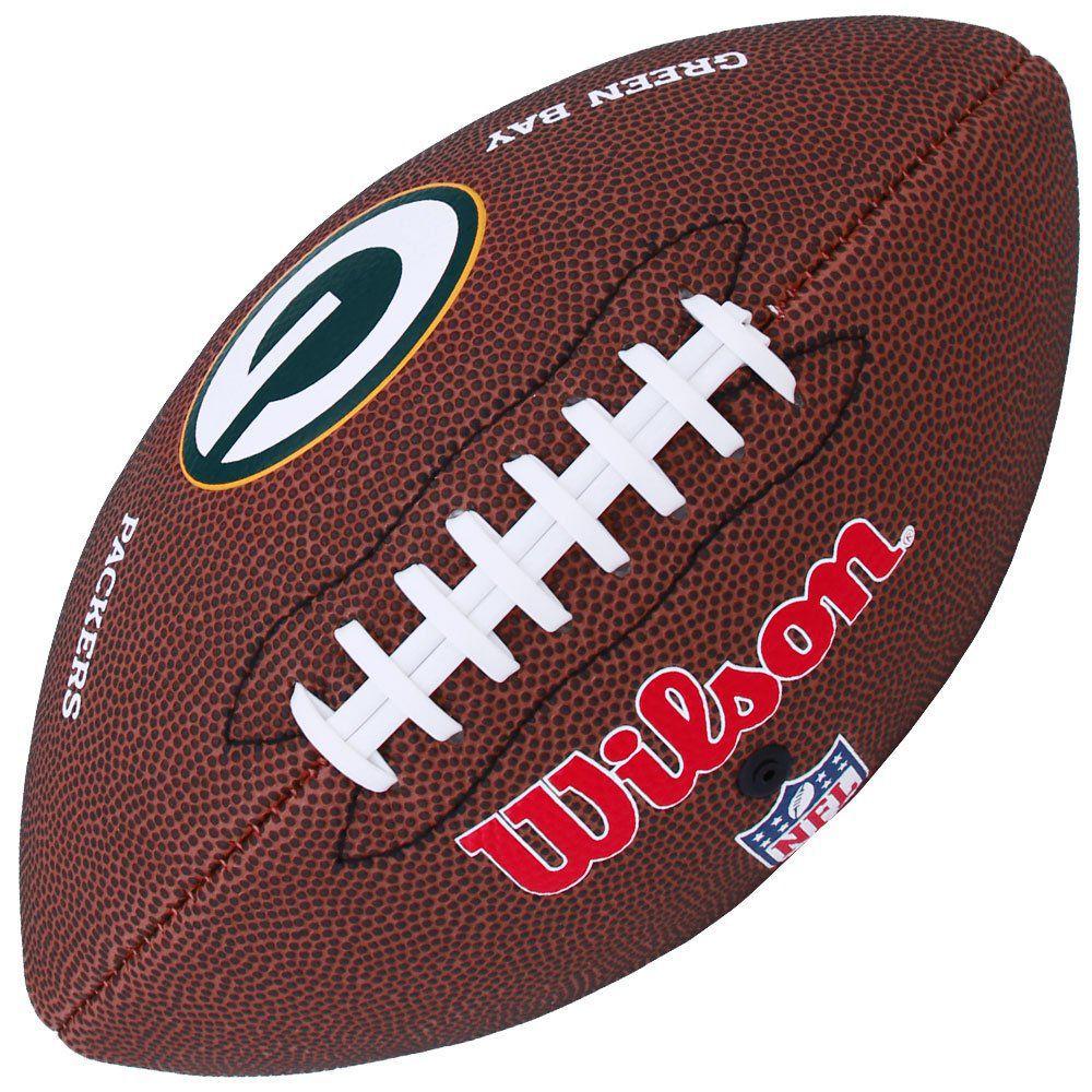 Bola de Futebol Americano NFL Green Bay Packers - Wilson