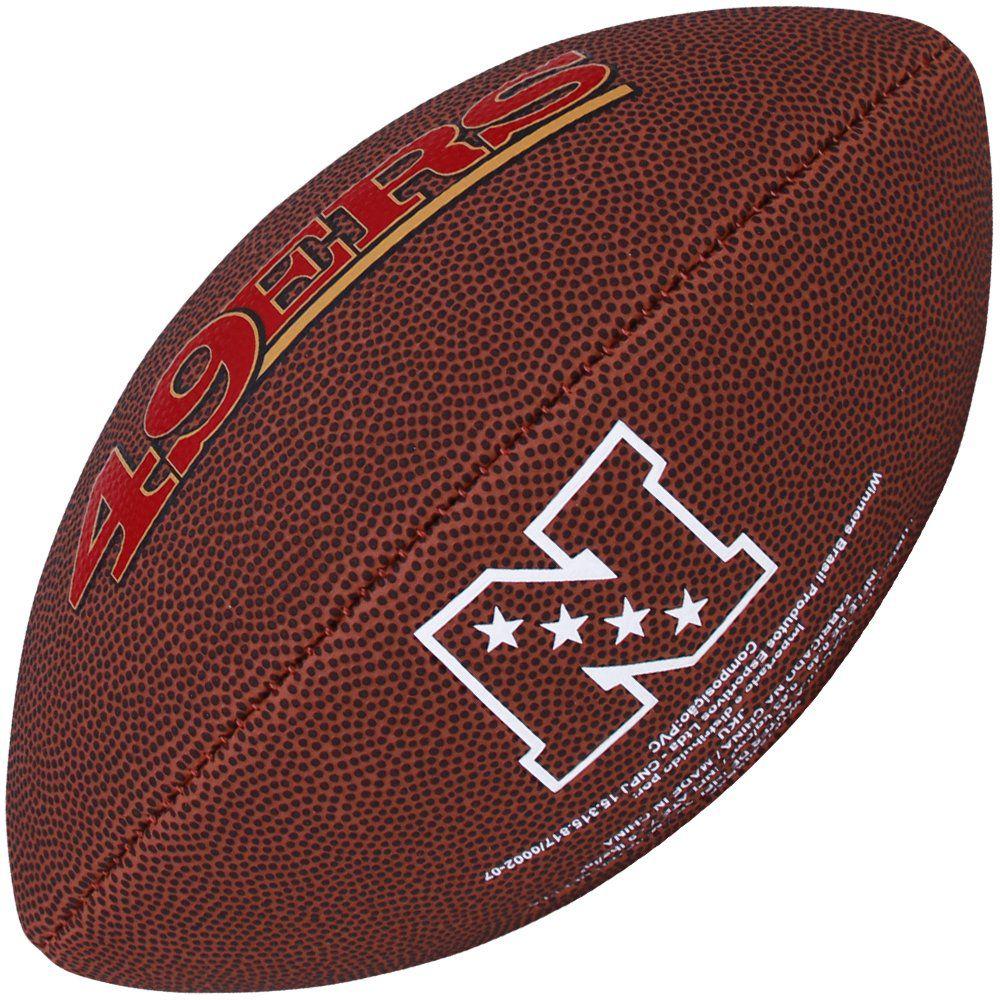 Bola de Futebol Americano NFL San Francisco 49ers - Wilson