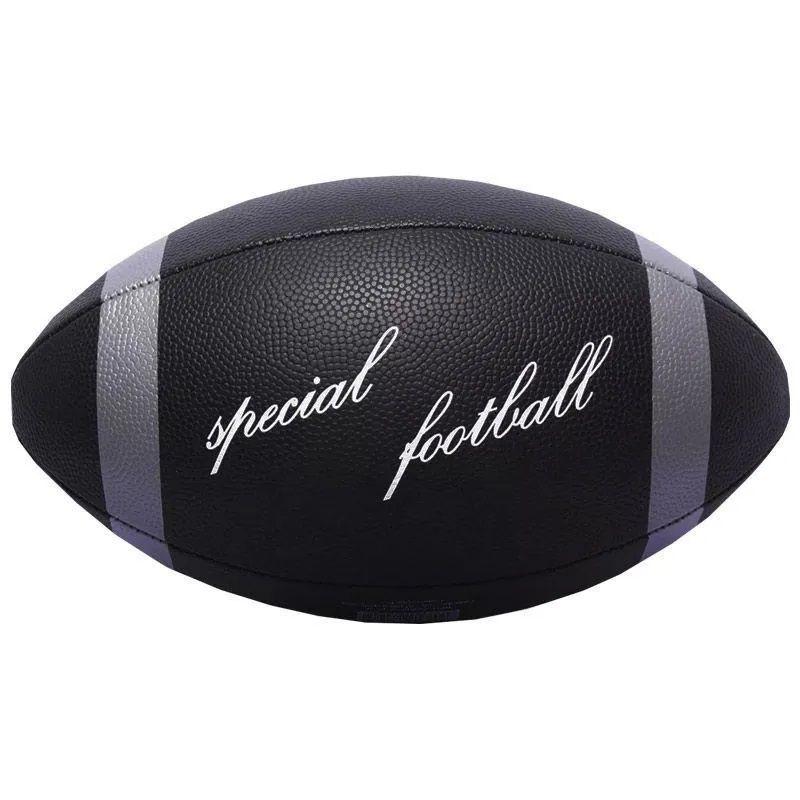 Bola de Futebol Americano Penalty VIII Preto