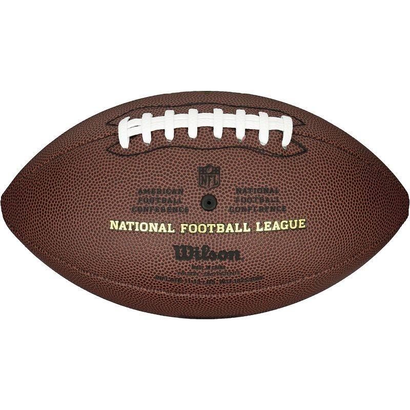 Bola de Futebol Americano The Duke Pró Réplica NFL - Wilson