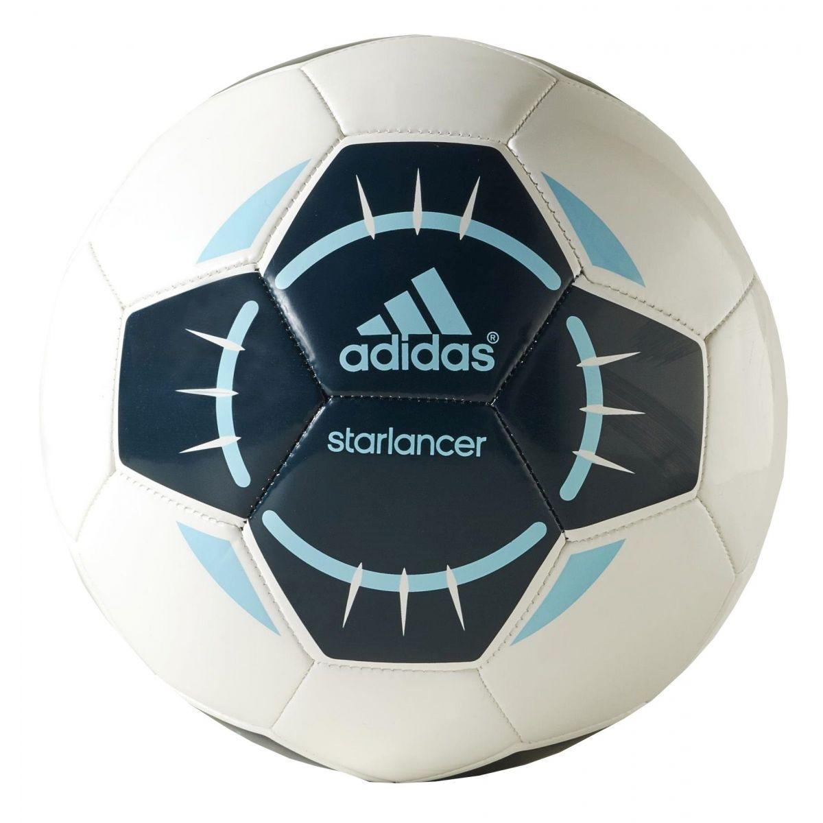 Bola de Futebol de Campo Starlancer IV Branca/Marinho