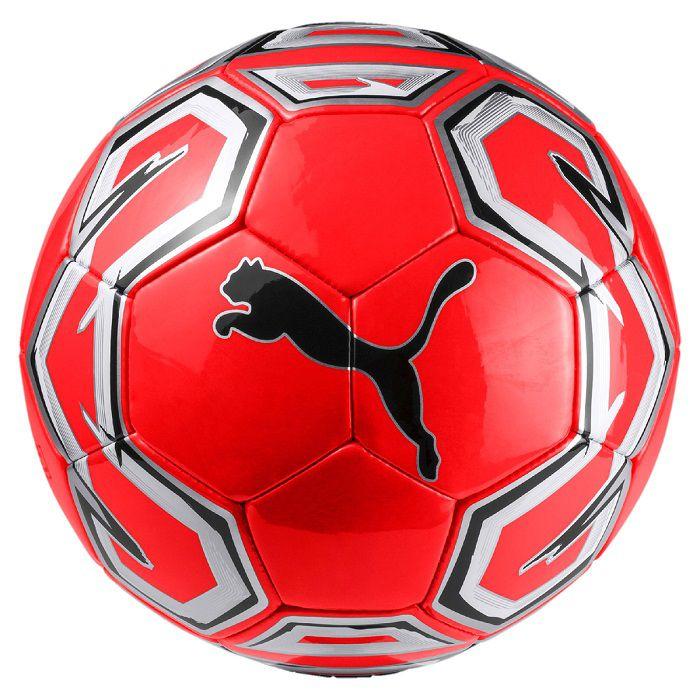 Bola de Futsal 1 Trainer MS Vermelho/Preto - Puma