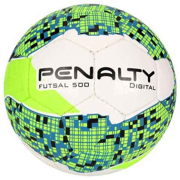 Bola de Futsal Digital 500 Com Costura - Penalty e5c8f71a9237b