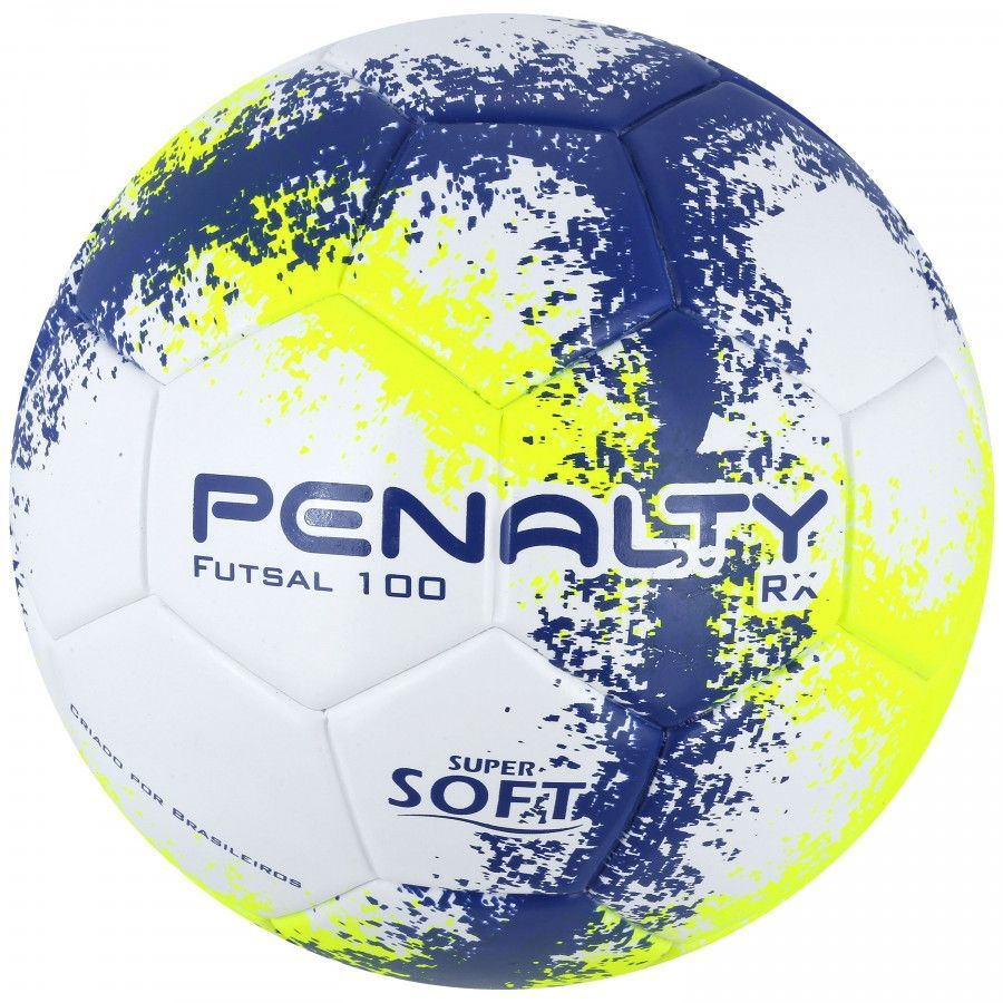 Bola de Futsal RX 100 R3 Sub 11 Ultra Fusion VIII - Penalty