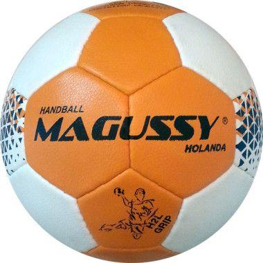 Bola de Handebol Holanda H2L Costurada à Mão - Magussy