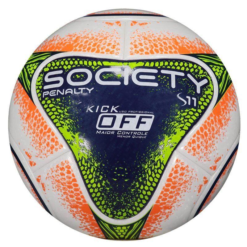 3b48dd898d259 Bola de Society S11 R1 KO VIII - Penalty - ESTAÇÃO DO ESPORTE