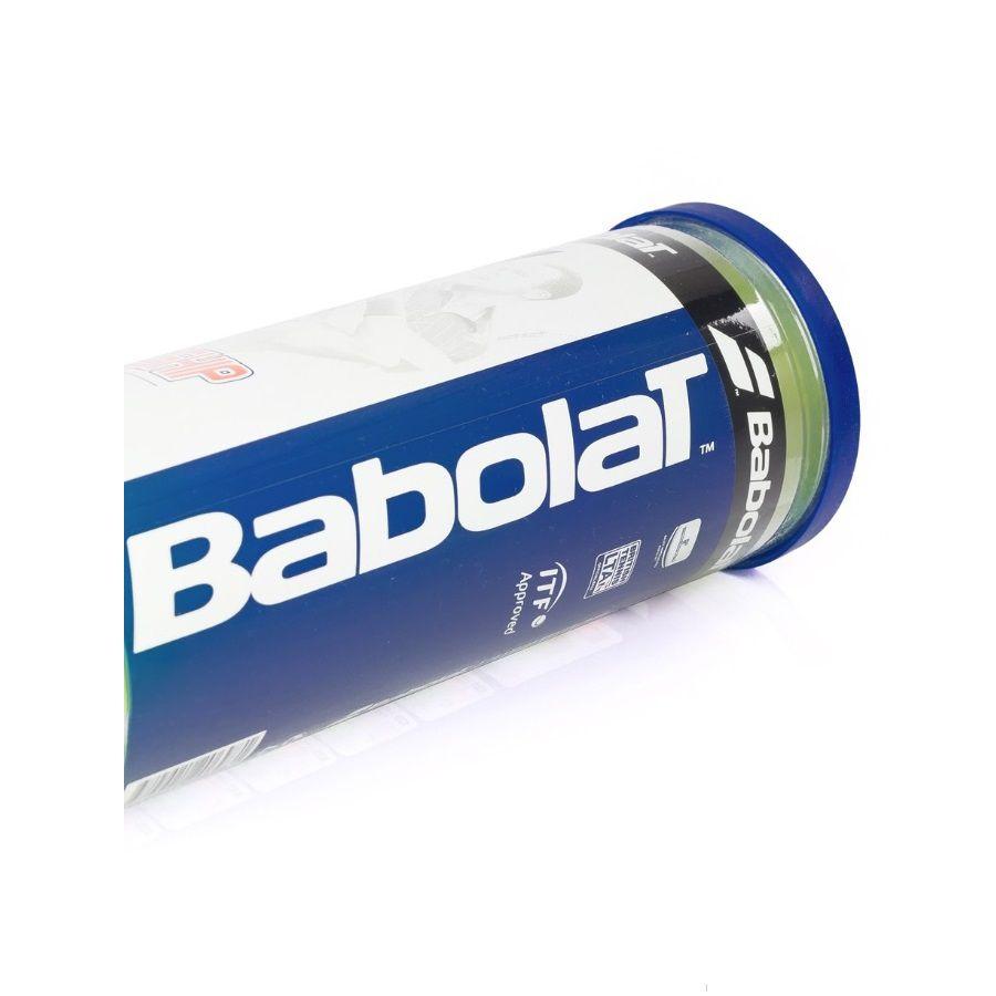 Bola de Tênis Babolat Championship Tubo com 3 Unidades