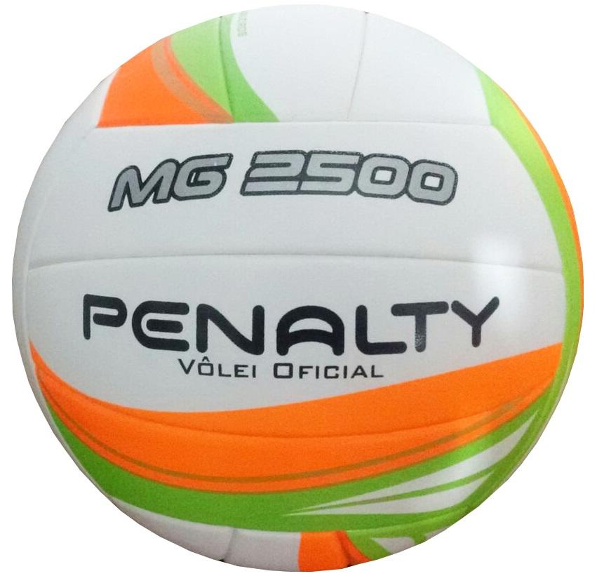 56e3615ae5 Bola de Vôlei MG 2500 Mirim - Penalty