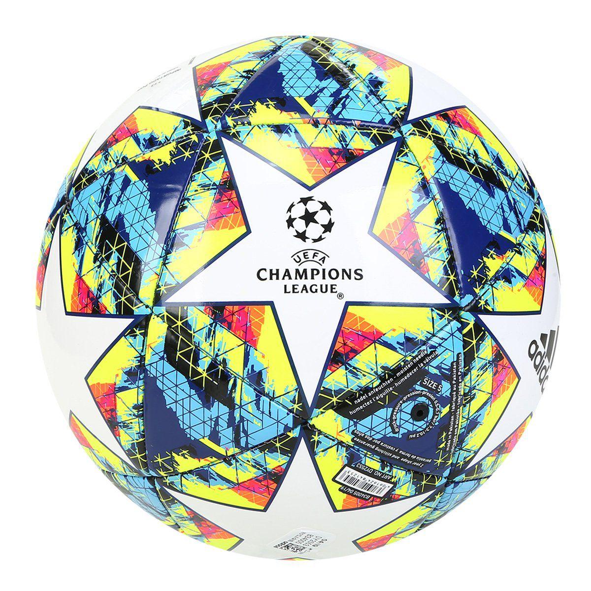 Bola Futebol Campo Adidas UEFA Champions League Finale 19 Capitano