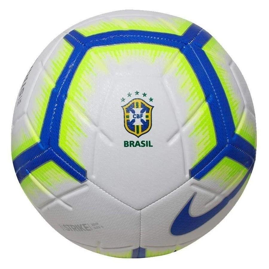 Bola Futebol Campo Nike Strike CBF
