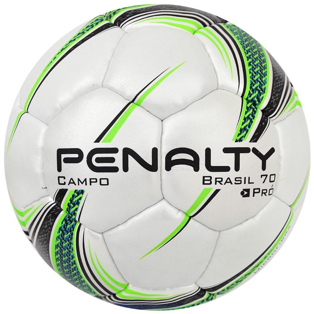 Bola Futebol de Campo Brasil 70 Pró C C - Penalty c9bc0cfb55fac