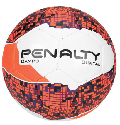 Bola Futebol de Campo Digital C/C - Penalty