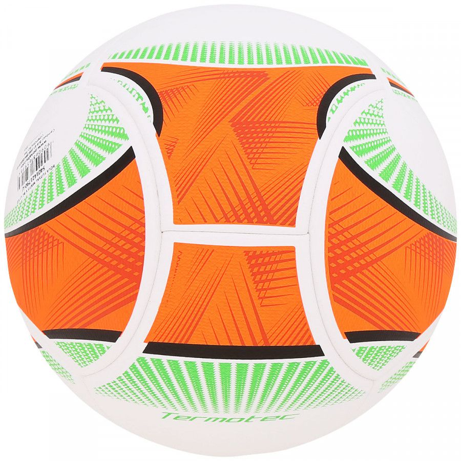 Bola Futebol de Campo Penalty Matis Termotec V Branco e Laranja