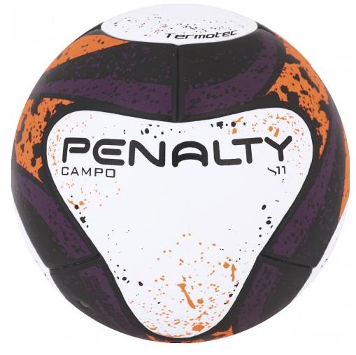 500f00255bacb Bola Futebol de Campo S11 R2 VII Termotec - Penalty - ESTAÇÃO DO ESPORTE