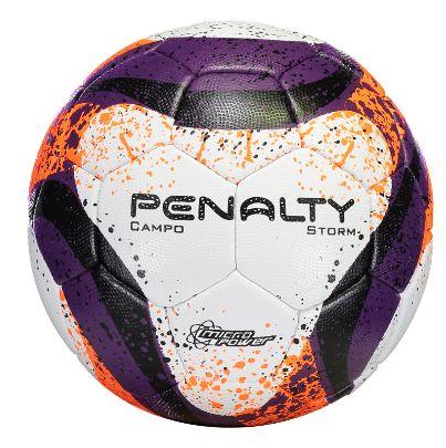 Bola Futebol de Campo Storm C C Nº 3 VII - Penalty - ESTAÇÃO DO 02dfbac6cf238