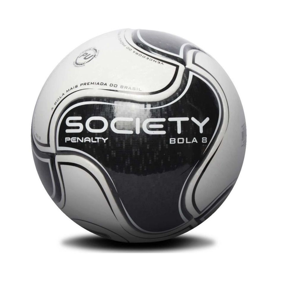 Bola Futebol Society Penalty 8 IX