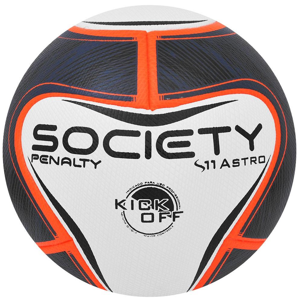 a89e5c392c Bola Futebol Society S11 Pró Astro Kick Off - Penalty