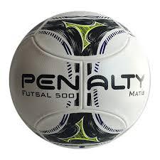 80612c028169b Bola Futsal Matis 500 Ultra Fusion VI Branco Limão Preto - Penalty - ESTAÇÃO