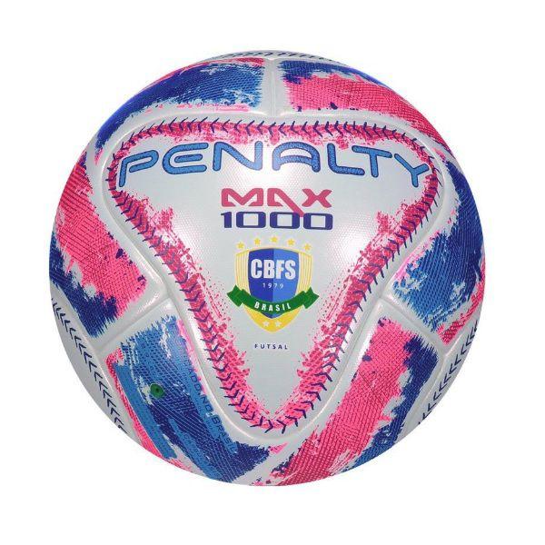 Bola Futsal Max 1000 IX - Penalty  - ESTAÇÃO DO ESPORTE