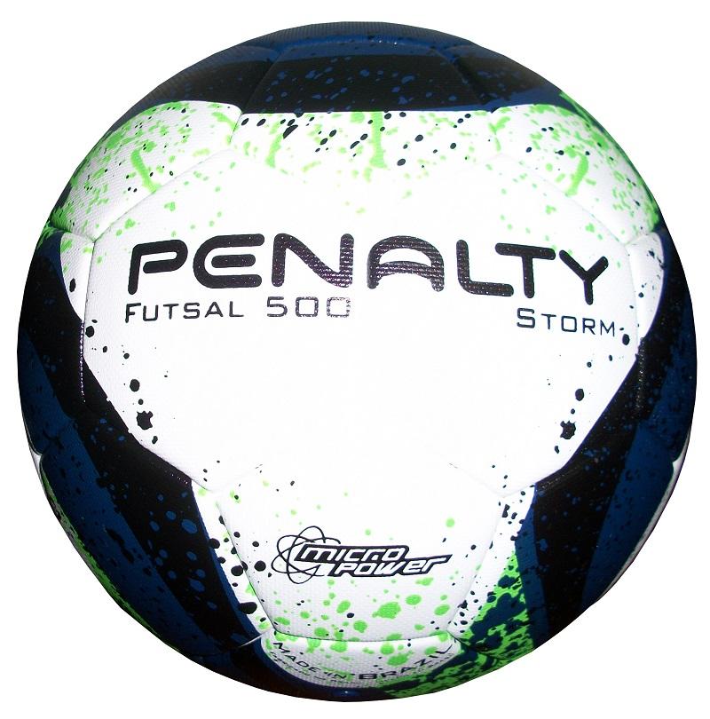 24d8ace3e5 Bola Futsal Storm 500 Ultra Fusion VII - Penalty