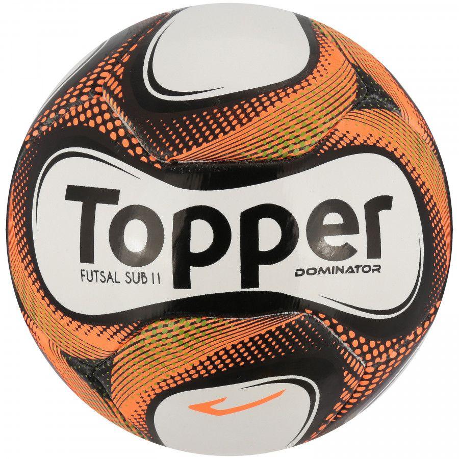 96c67badaf Bola Futsal Sub 11 Dominator S C - Topper