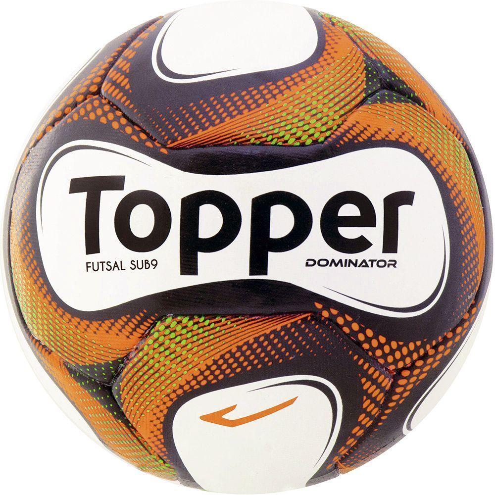 f6885e0ba0b3f Bola Futsal Sub9 Dominator S C - Topper