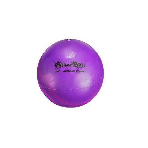 Bola para Exercícios Heavy Ball 2kg - Carci