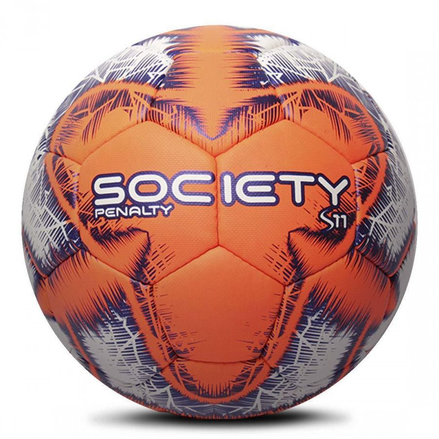 Bola Society Penalty S11 R5 IX Laranja