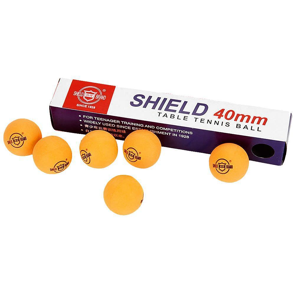 Bola Tênis de Mesa - Shield Brand