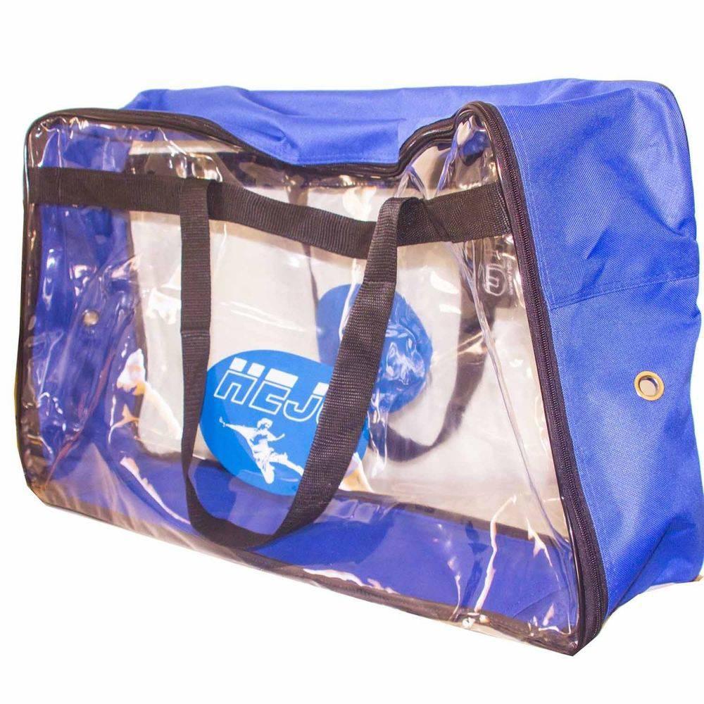 Bolsa Porta Bolas Hejo Cristal para Transporte de 8 Bolas