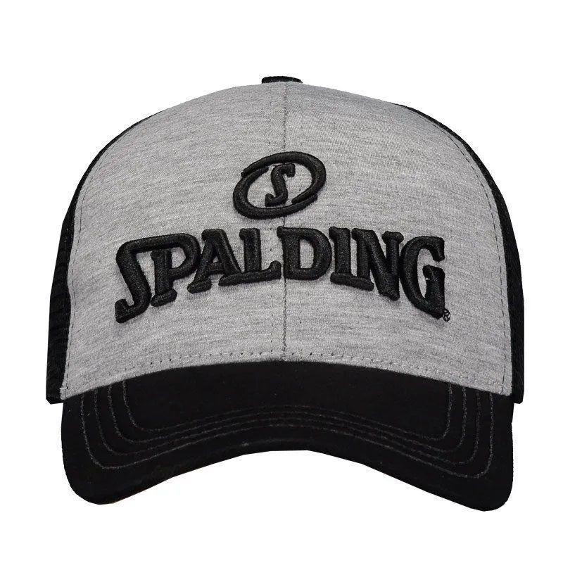 Boné Spalding Cinza