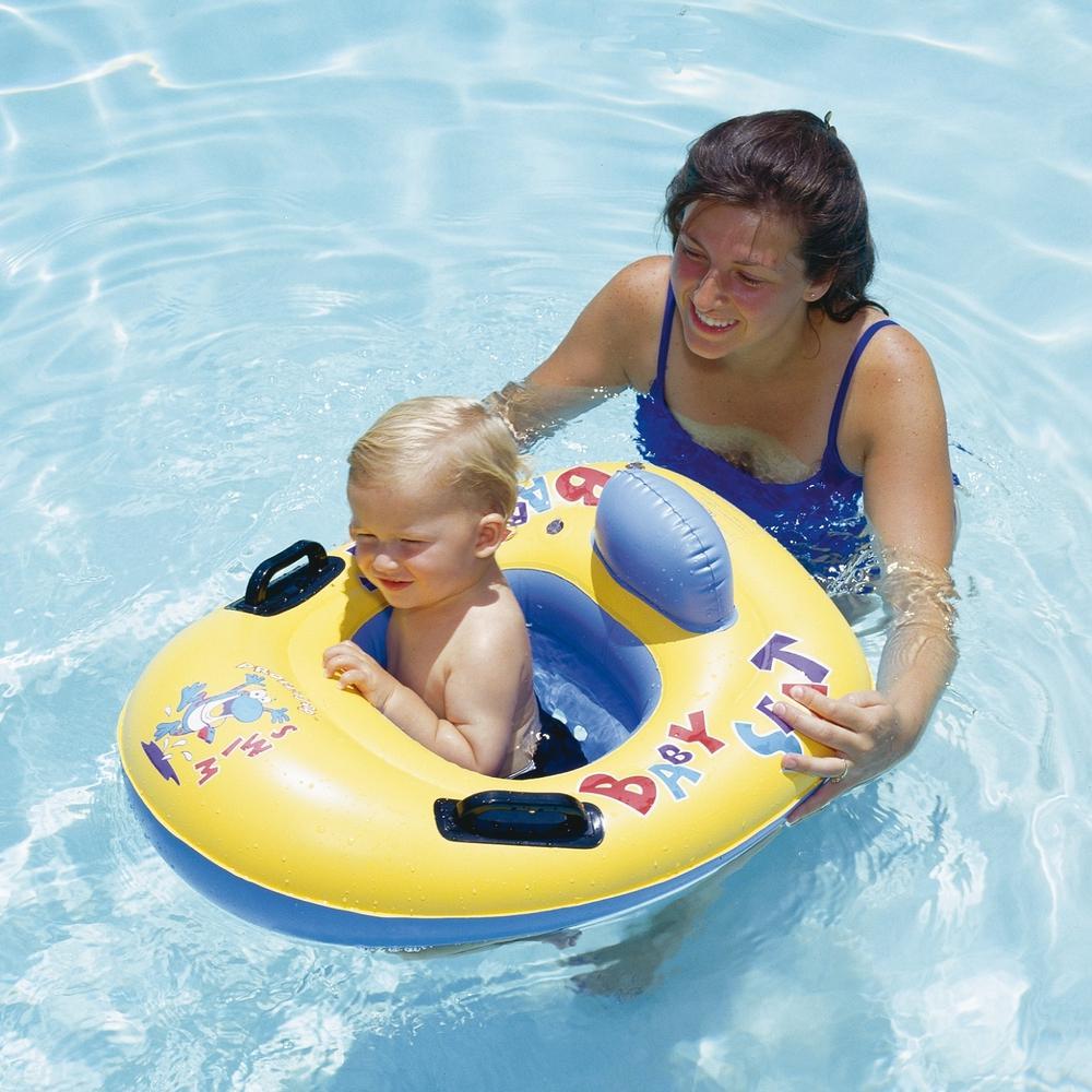 Bote Infantil com Suporte de Segurança Bote Seat - Nautika