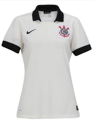 de20b1d7b559b Camisa Corinthians Feminina Polo S Nº Tamanho P - Nike - ESTAÇÃO DO ESPORTE  ...