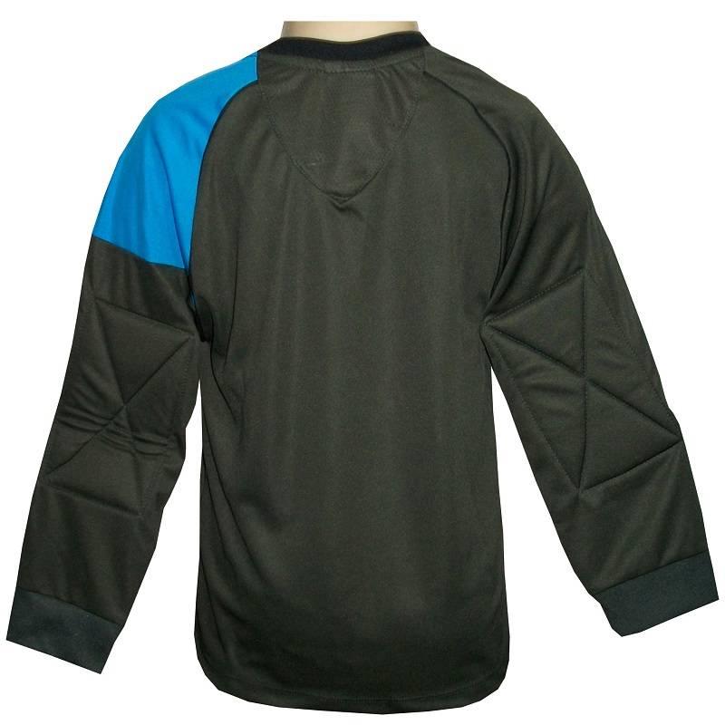 Camisa de Goleiro Juvenil Grafite/Azul - Topper