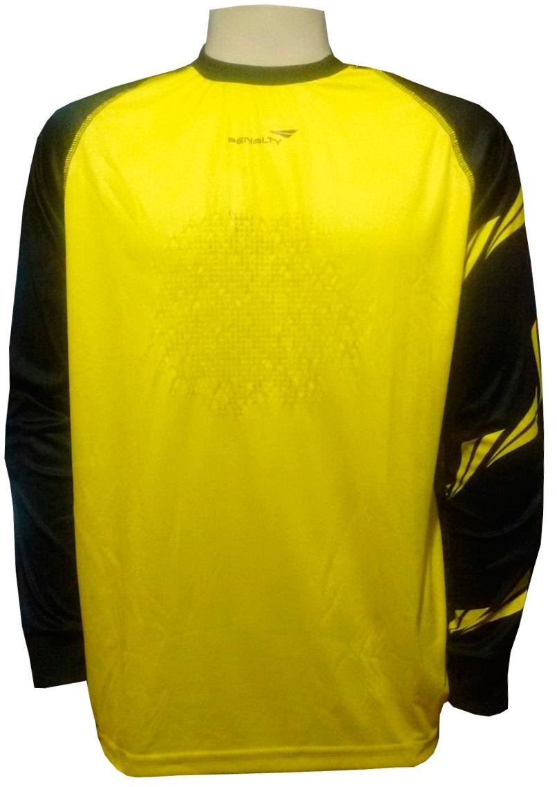 Camisa de Goleiro S11 Pro 12 Amarelo/Preto- Penalty