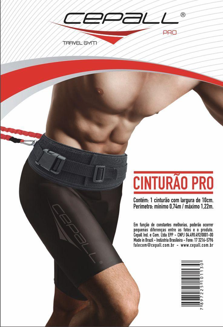 Cinturão Pro Cepall