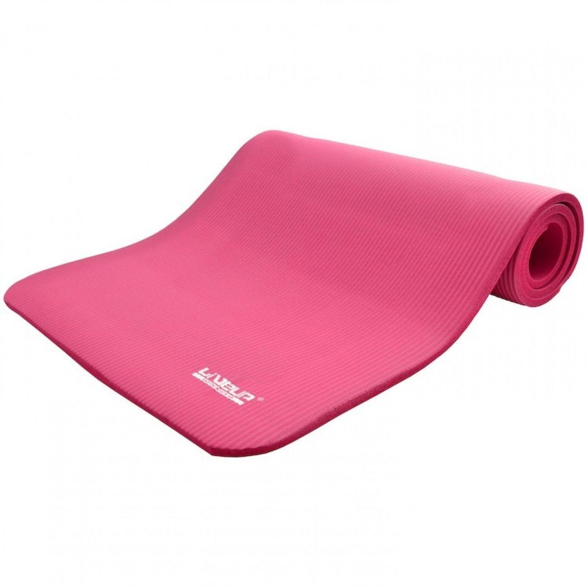 Colchonete Yoga Pilates Liveup - Rosa