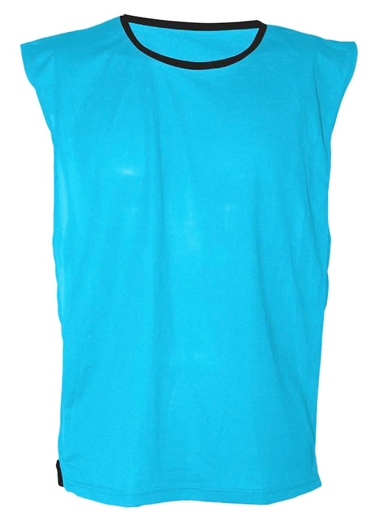 Colete Esportivo Azul Celeste - Kanga