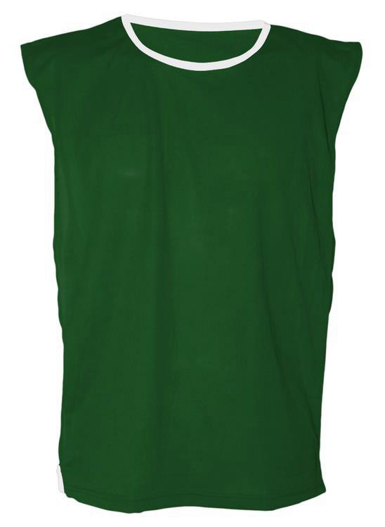 Colete Esportivo Verde Bandeira - Kanga