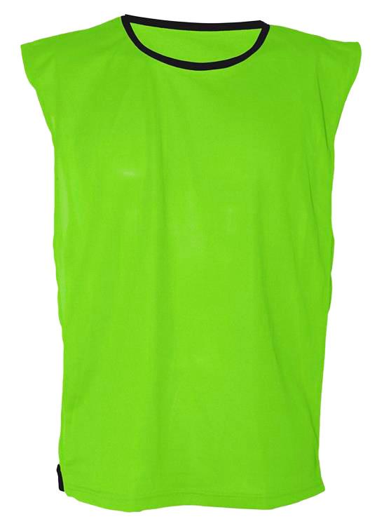 Colete Esportivo Verde Limão - Kanga