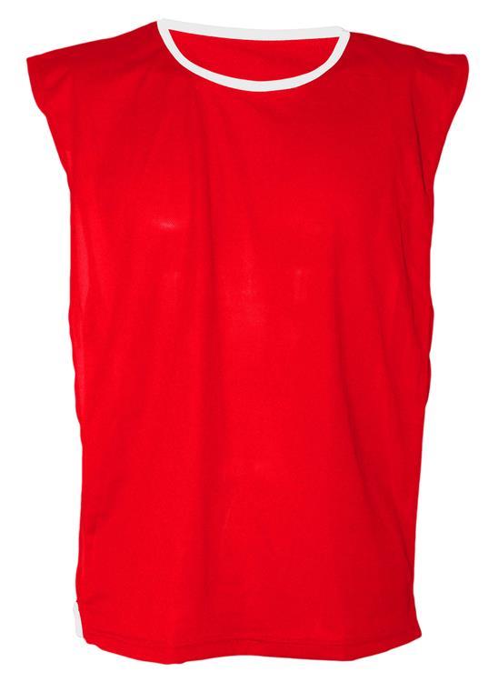 Colete Esportivo Vermelho - Kanga