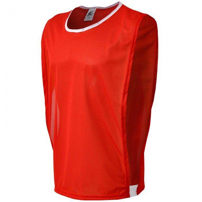 Colete Esportivo Vermelho - Kanga Sport