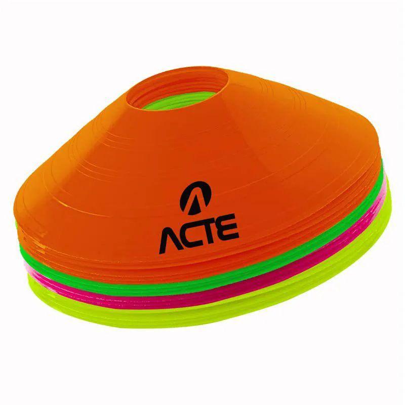 Cones de Agilidade (Chapéu Chinês) - Acte