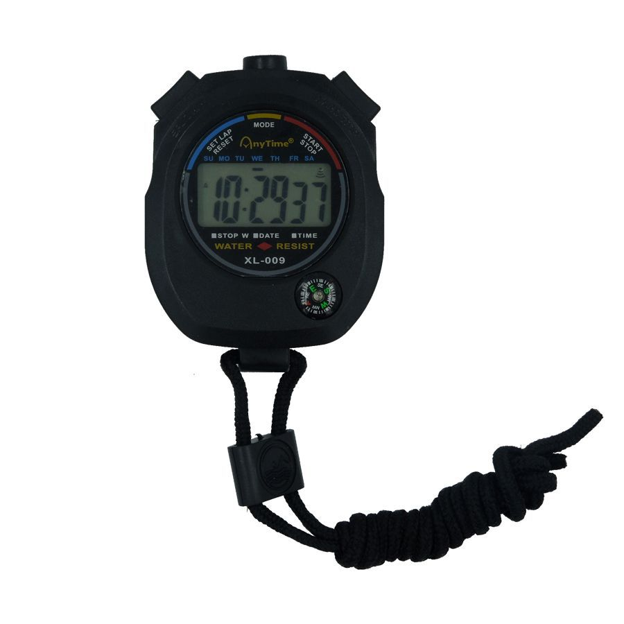 Cronômetro Digital AnyTime Stopwatch XL-009